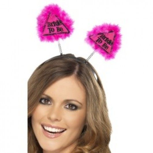 Bride To Be  Boppers