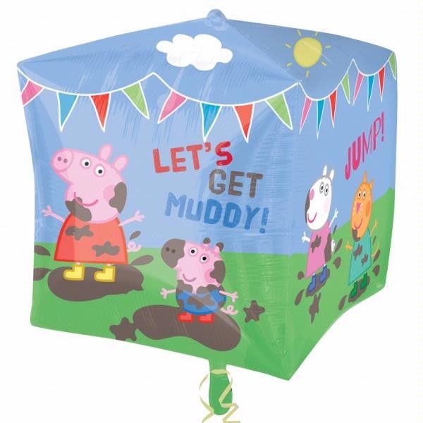 PEPPA PIG & FRIENDS CUBEZ